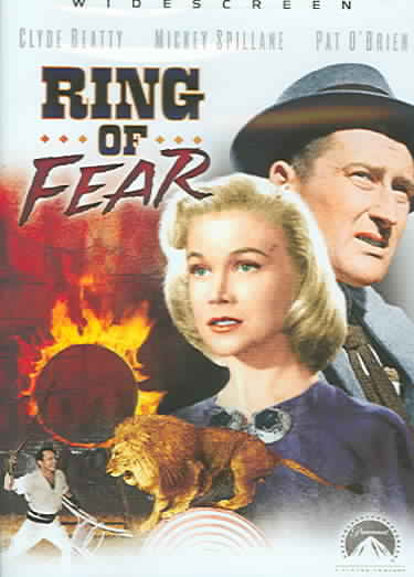 RING OF FEAR BY BEATTY,CLYDE (DVD)