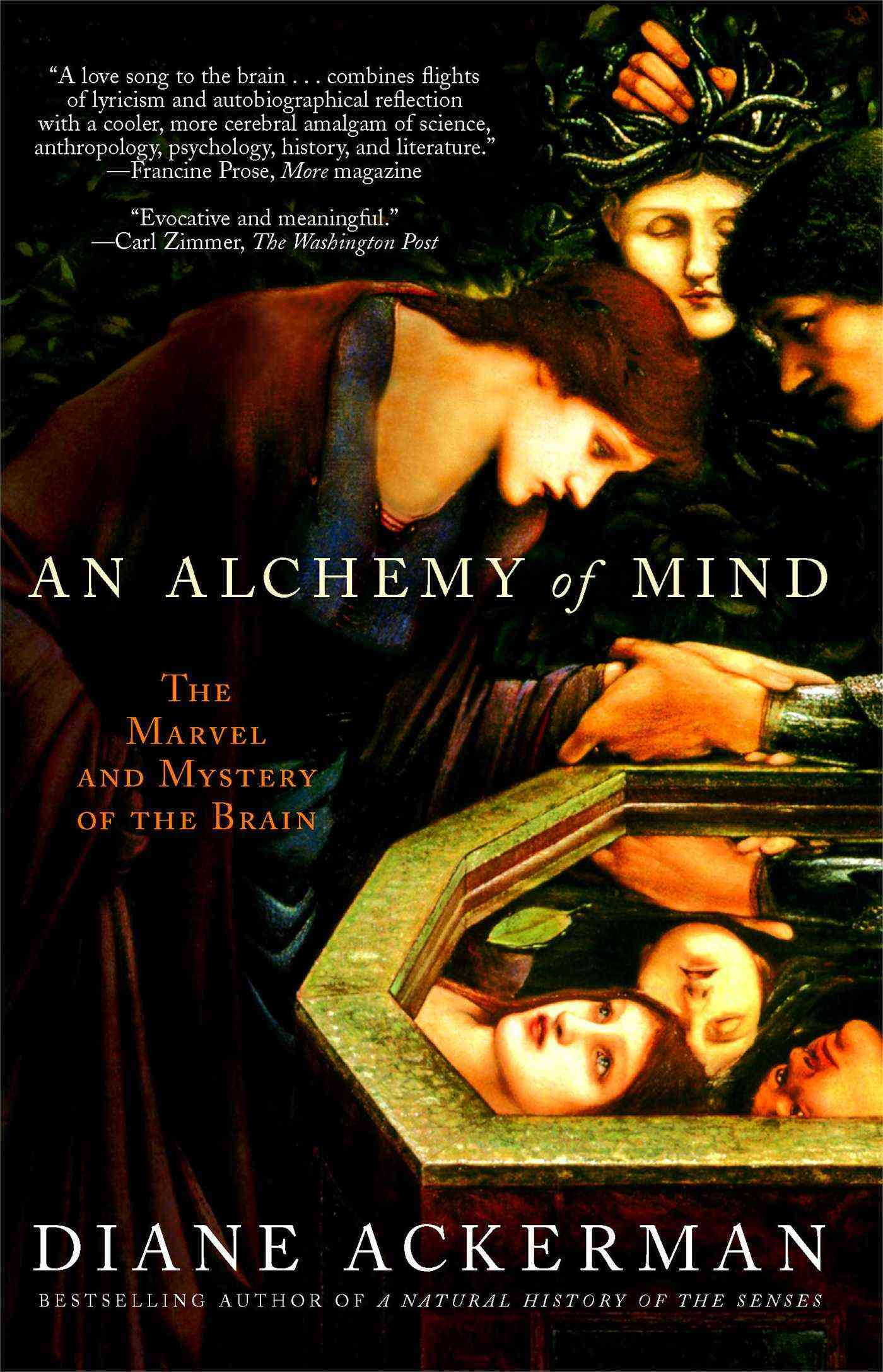 An Alchemy of Mind By Ackerman, Diane